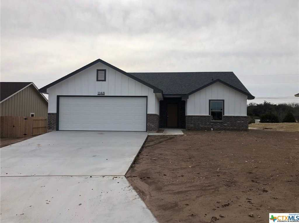 $199,650 - 3Br/2Ba -  for Sale in Stone Valley, Lampasas