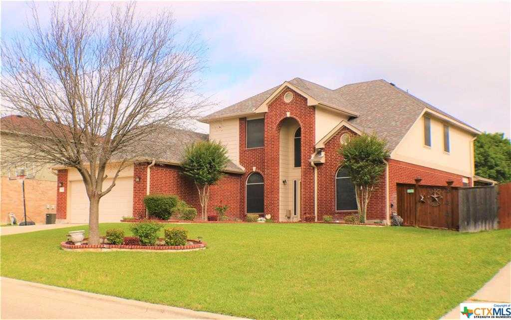 $249,375 - 4Br/3Ba -  for Sale in Skipcha Mountain, Phase 16, Harker Heights