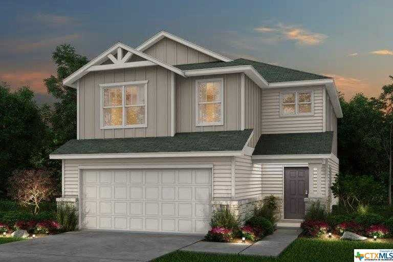 $240,556 - 3Br/2Ba -  for Sale in Overlook At Creekside, New Braunfels