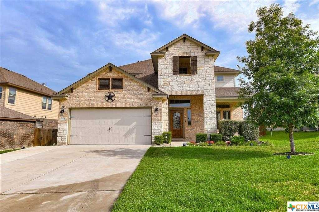 $274,000 - 5Br/3Ba -  for Sale in Tuscany Meadows Ph 1, Harker Heights