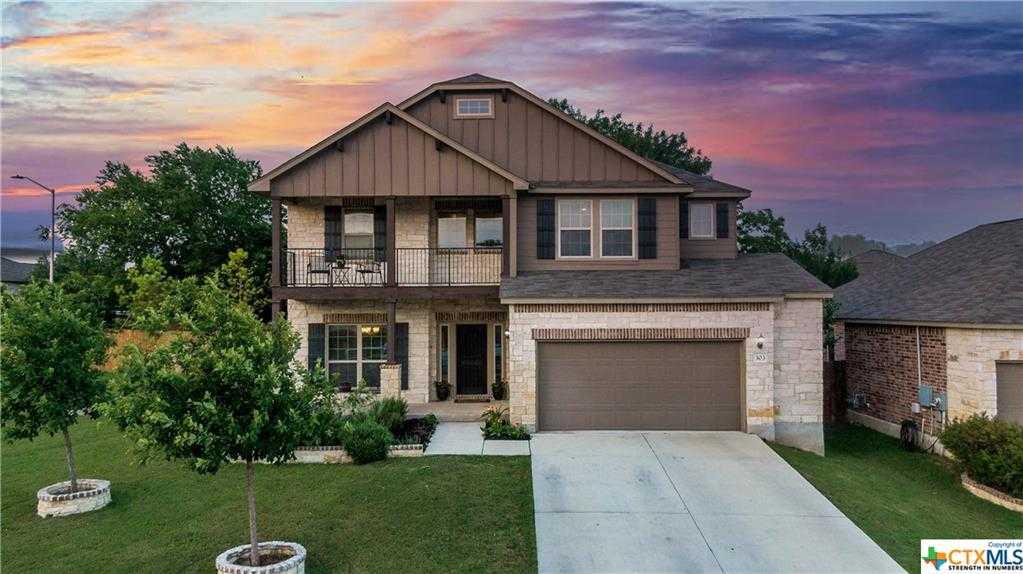$299,900 - 4Br/3Ba -  for Sale in Fields Of Morningside, New Braunfels