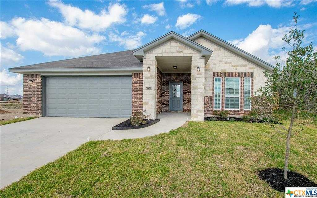 $232,900 - 4Br/3Ba -  for Sale in Settlers Pass, Killeen