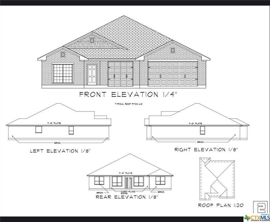 $229,000 - 5Br/3Ba -  for Sale in Gilbert Estates, Killeen