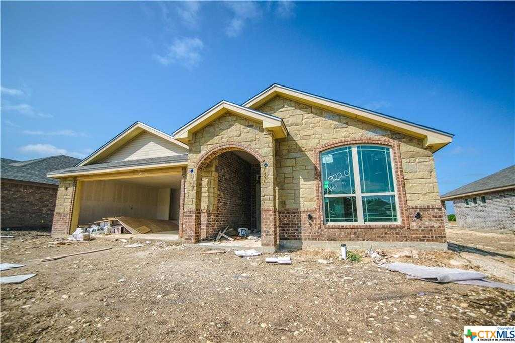 $246,900 - 4Br/3Ba -  for Sale in Sendero Estates, Belton
