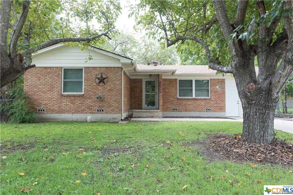 $132,000 - 4Br/2Ba -  for Sale in Killeen Heights South Unit 2nd, Killeen