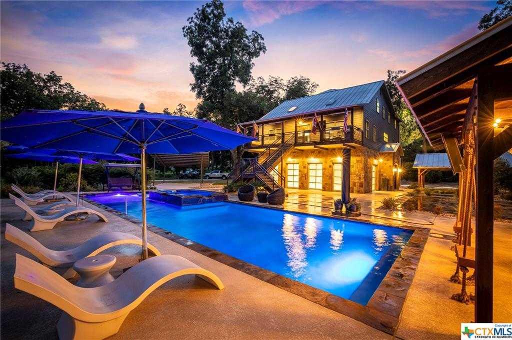 $2,390,000 - 5Br/5Ba -  for Sale in Lakecreek, New Braunfels