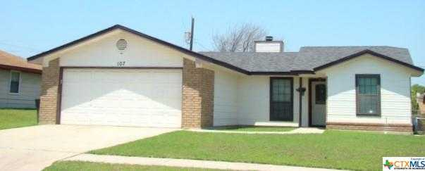 $120,000 - 3Br/2Ba -  for Sale in Western Hills, Copperas Cove
