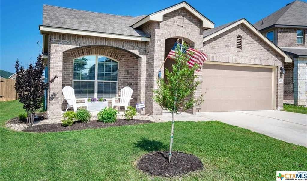 $220,000 - 3Br/2Ba -  for Sale in Heartwood Park Ph 2, Copperas Cove