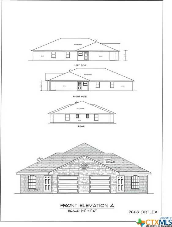 $370,850 - Br/0Ba -  for Sale in Village At Walker Place, Copperas Cove