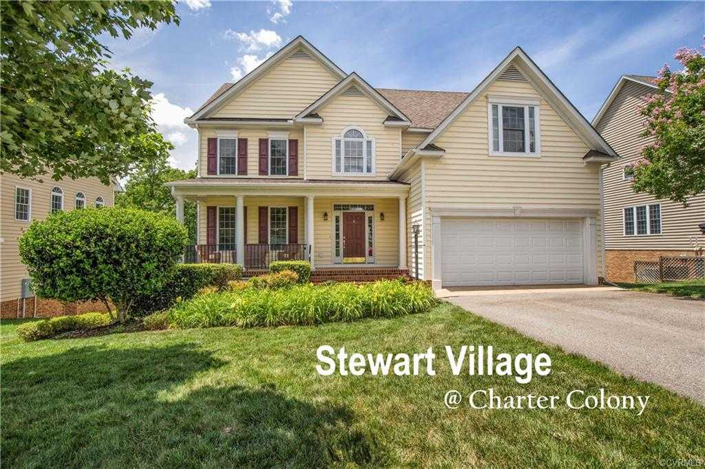 $429,000 - 5Br/4Ba -  for Sale in Stewart Village, Midlothian