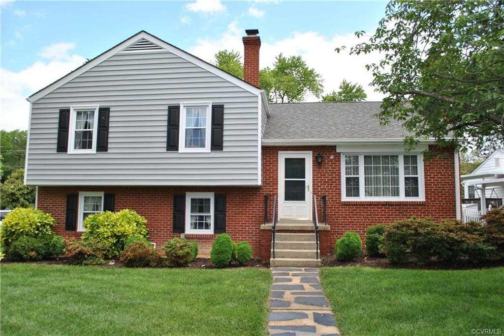 $299,950 - 3Br/2Ba -  for Sale in Westdale Estates, Henrico