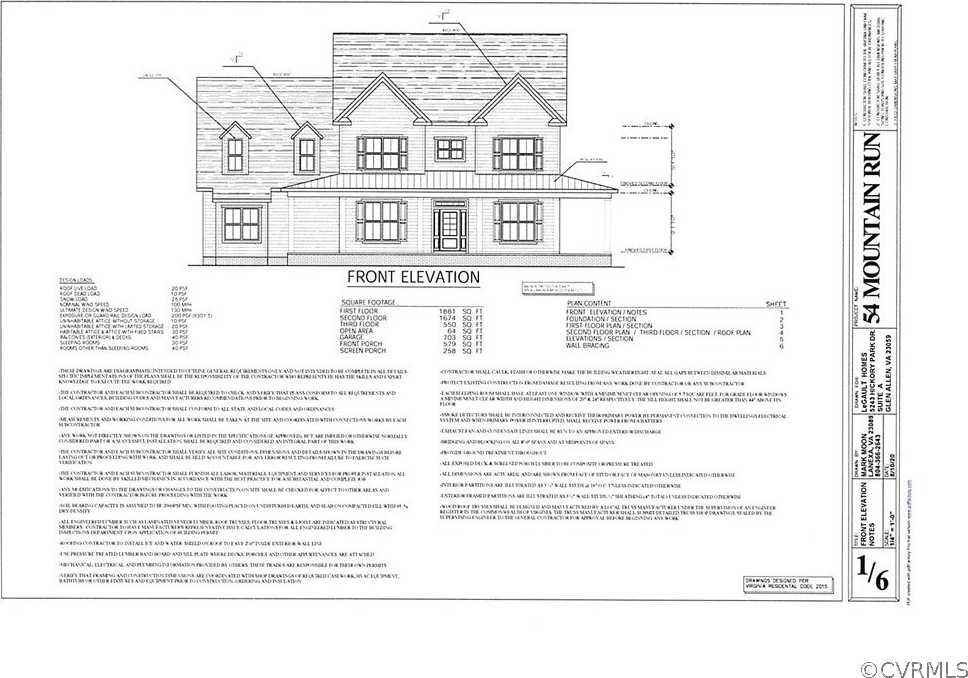 $763,000 - 5Br/5Ba -  for Sale in Summer Lake, Chesterfield