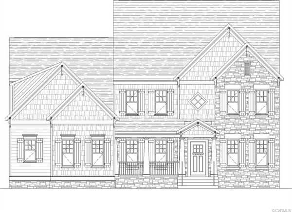 $773,800 - 6Br/6Ba -  for Sale in Hawksgate At Bacova Section 1, Henrico