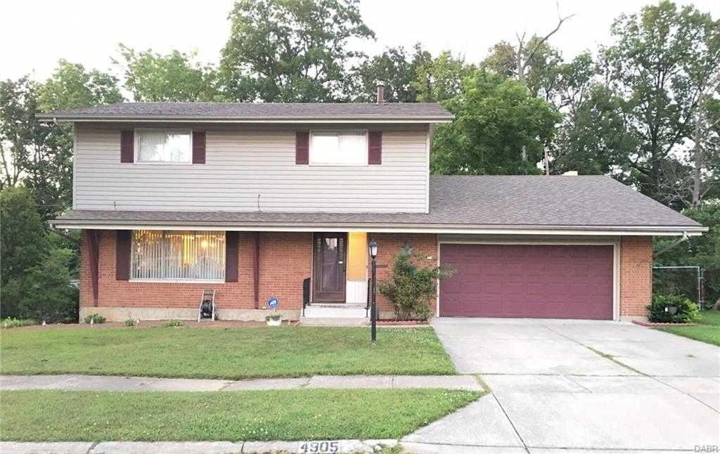 Mls 744901 4905 Thorain Court Dayton Oh 45416