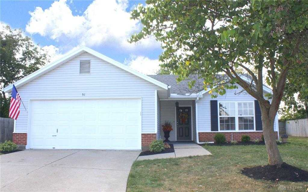 $179,900 - 3Br/2Ba -  for Sale in Choctaw Crossing 1, Franklin