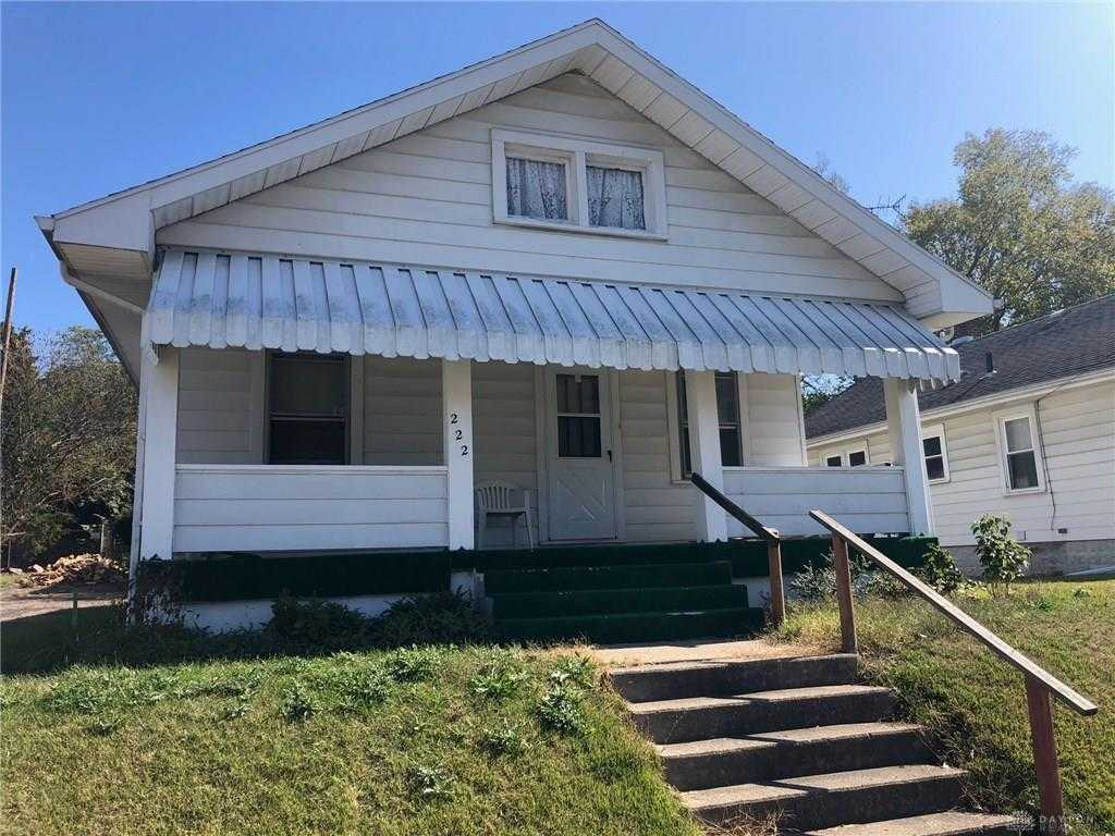 222 Seever Street Springfield,OH 45506 804202