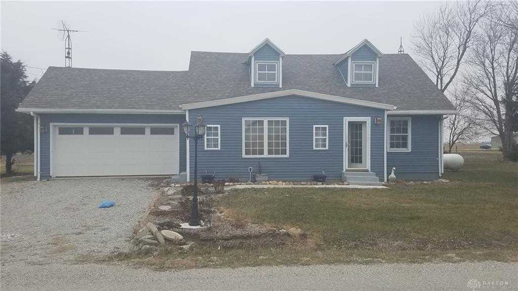 $159,900 - 4Br/2Ba -  for Sale in Arcanum