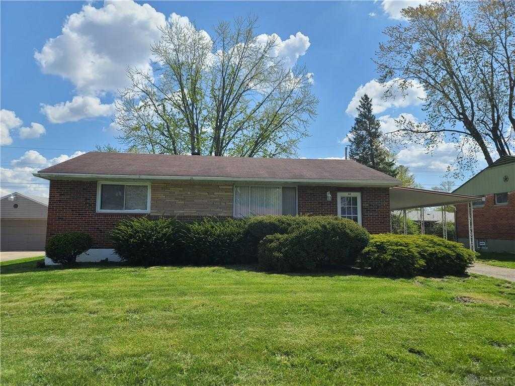 $113,900 - 4Br/2Ba -  for Sale in Biltmore Sec 04-c, Trotwood