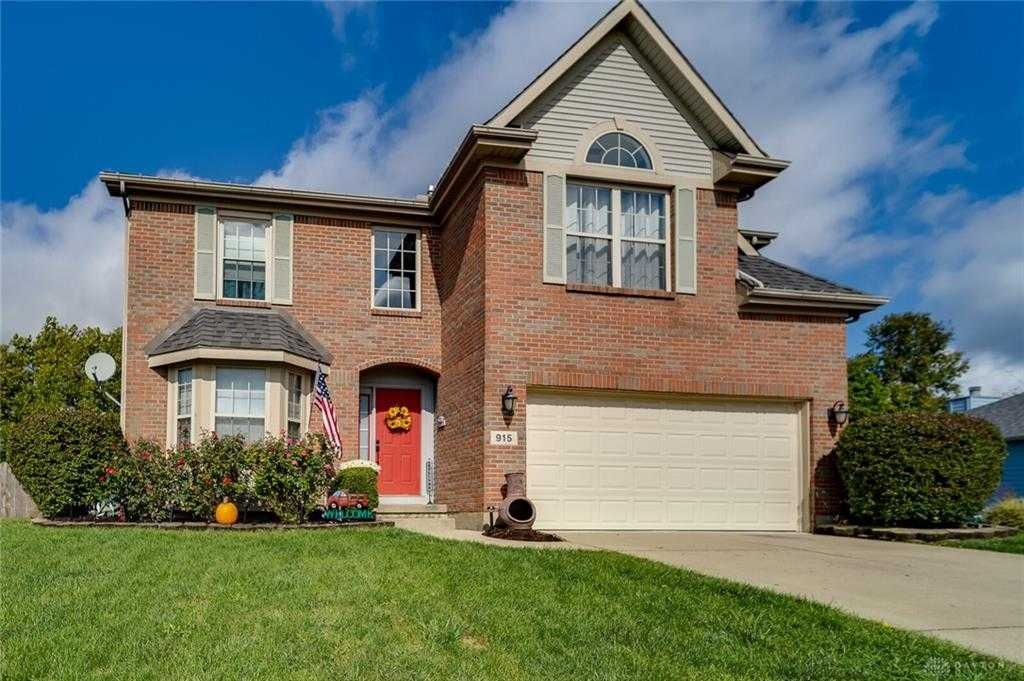 $304,900 - 4Br/4Ba -  for Sale in Terrington Place, Miamisburg