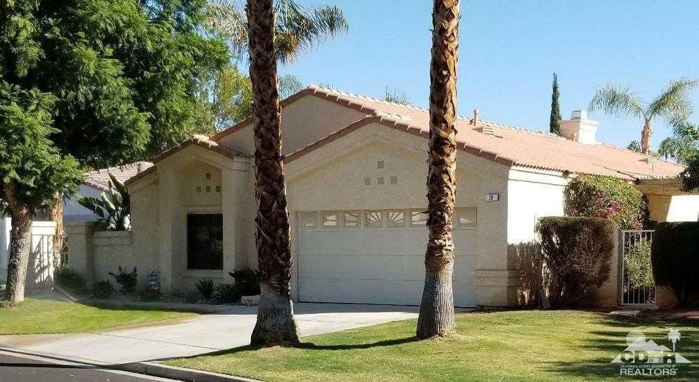Homes for Sale in Rancho Mirage - Steve Enlow — Desert Sands