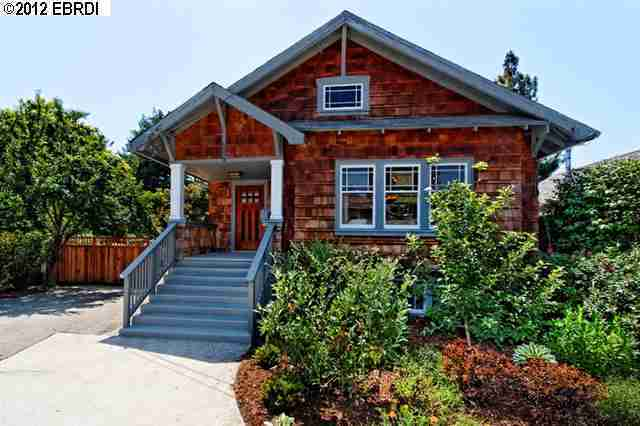 5809 Howell St Oakland, CA 94609