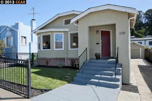 6718 Laird Ave Oakland, CA 94605