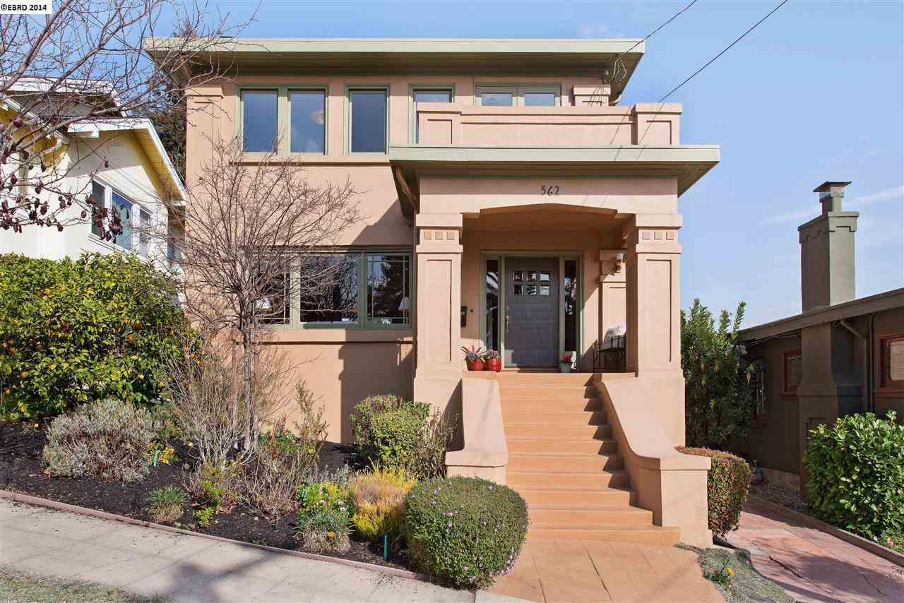 562 Rosal Ave Oakland, CA 94610