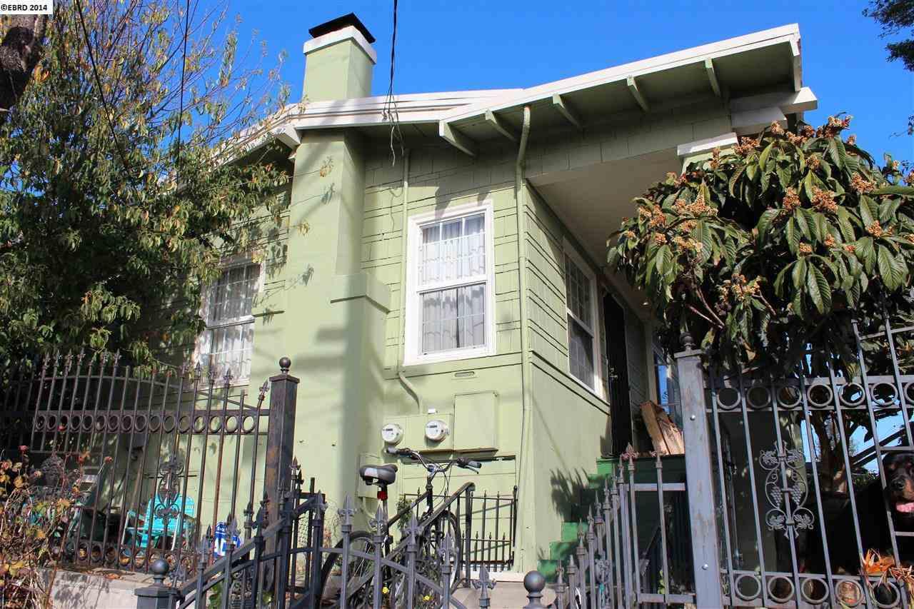2301 High St Oakland, CA 94601