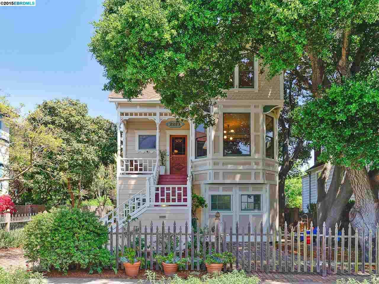 2223 Grant St Berkeley, CA 94703