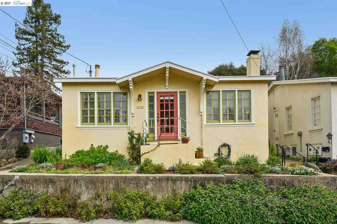 1233 Oxford St Berkeley, CA 94709