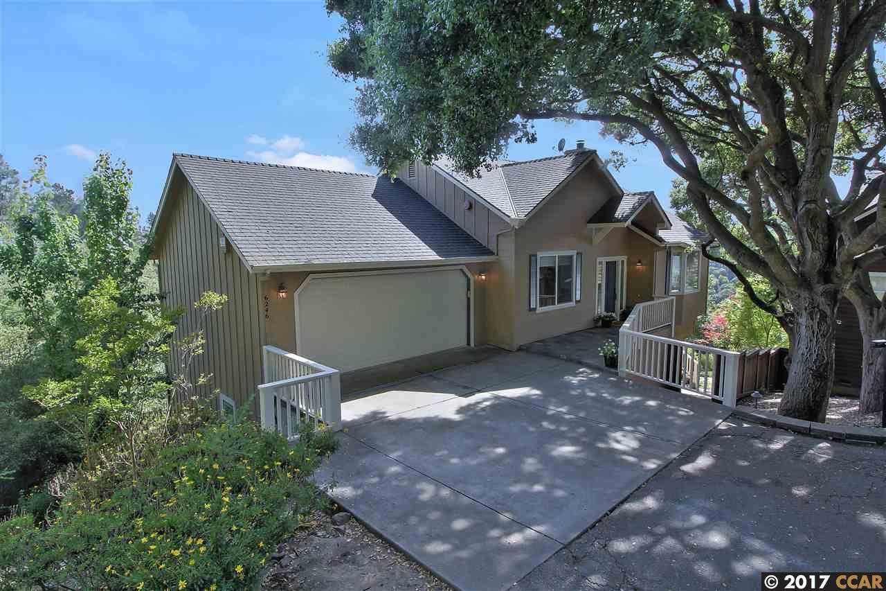 6246 Aspinwall Rd Oakland, CA 94611