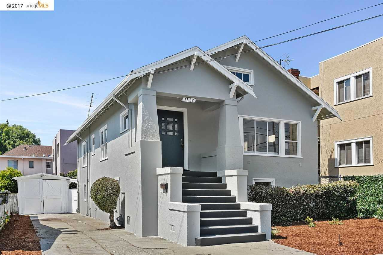 1537 27th Ave Oakland, CA 94601