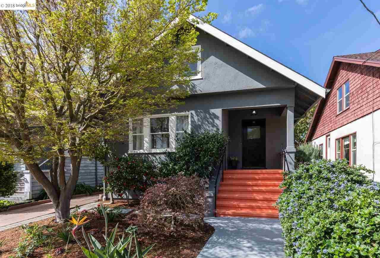 2224 McGee Ave Berkeley, CA 94703