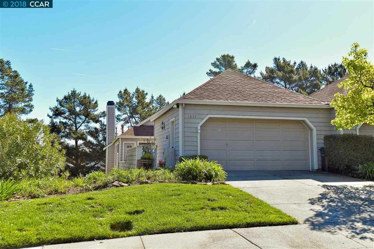 1837 N Forest Hill Pl Danville, CA 94526
