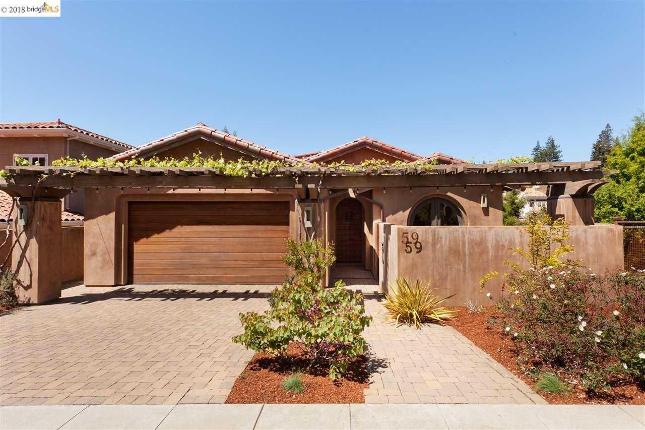 59 Vicente Rd Berkeley, CA 94705