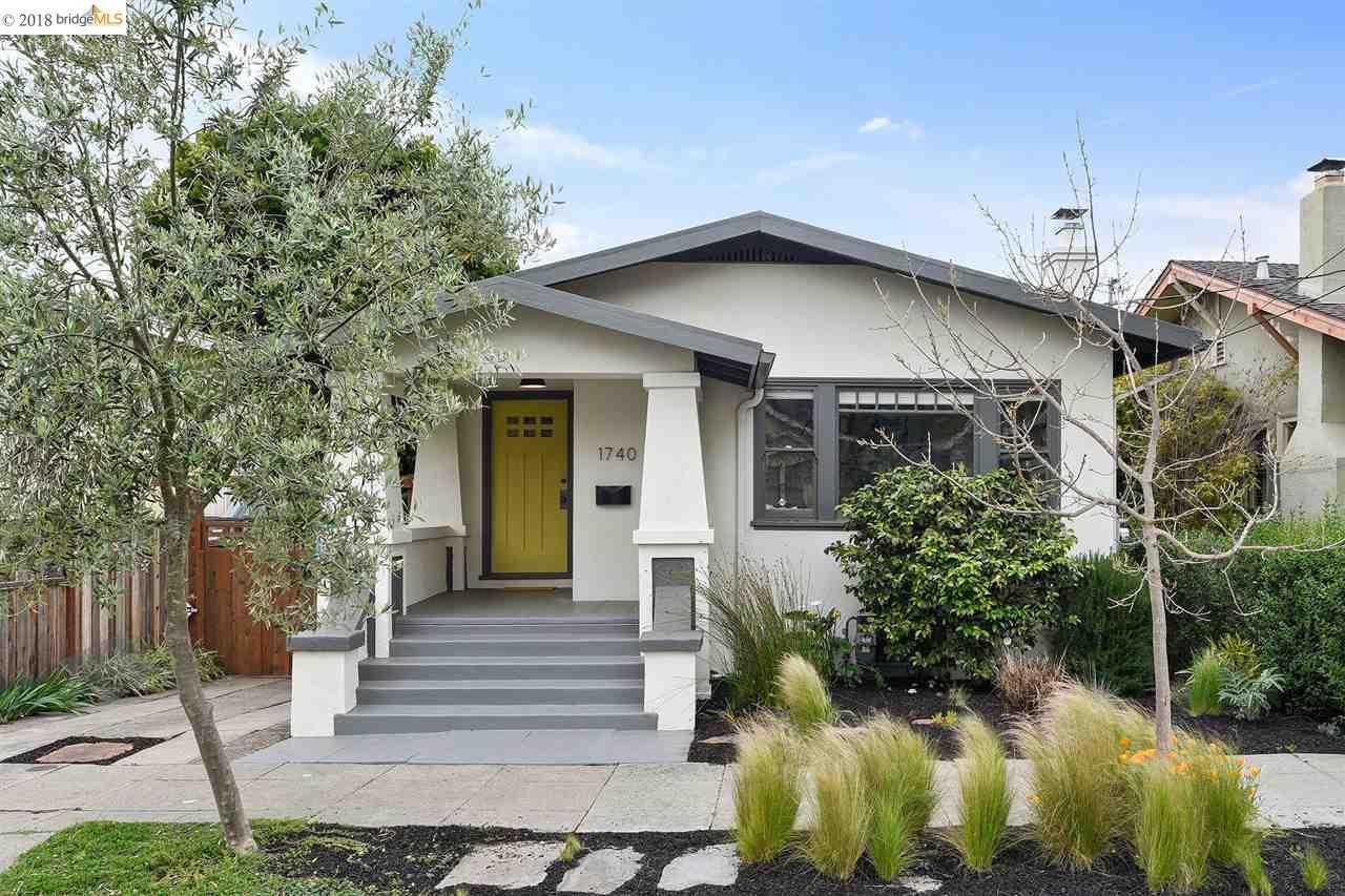 1740 Mcgee Ave BERKELEY, CA 94703