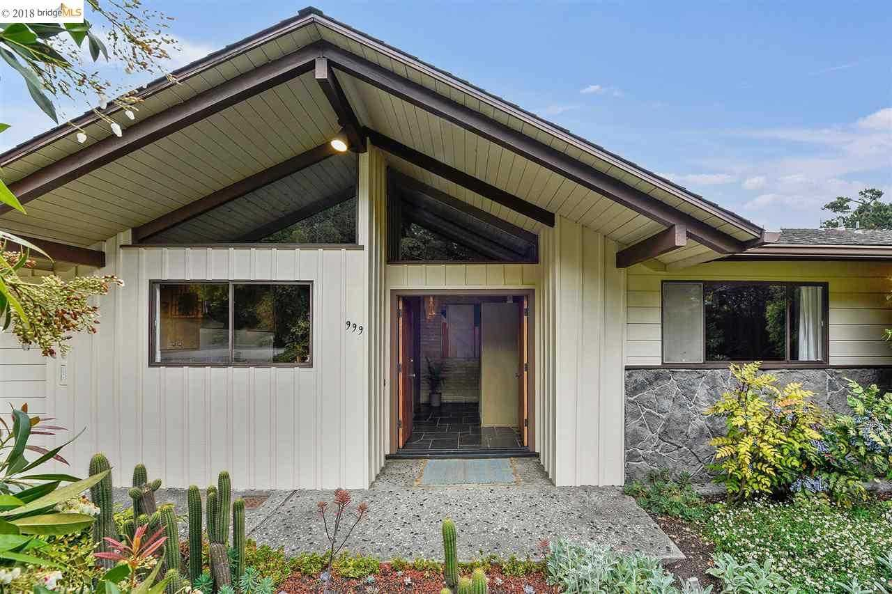 999 Middlefield Rd BERKELEY, CA 94708