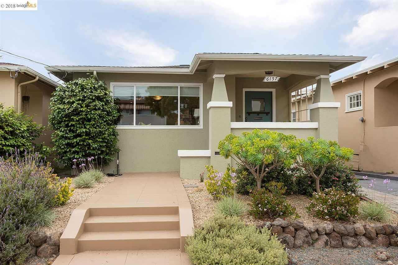6157 Shattuck Ave OAKLAND, CA 94609
