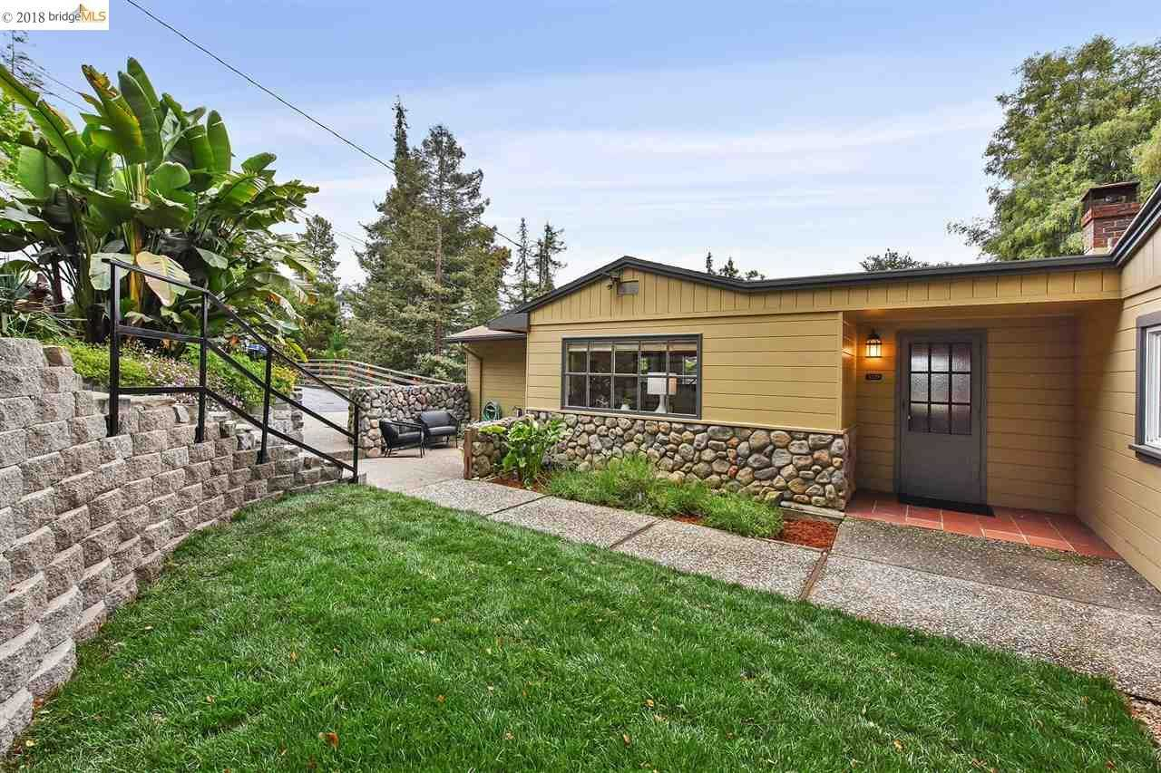 5729 Merriewood Dr Oakland, CA 94611