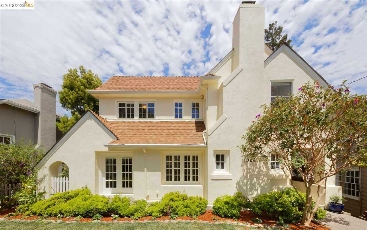 1024 Winsor Ave Piedmont, CA 94610