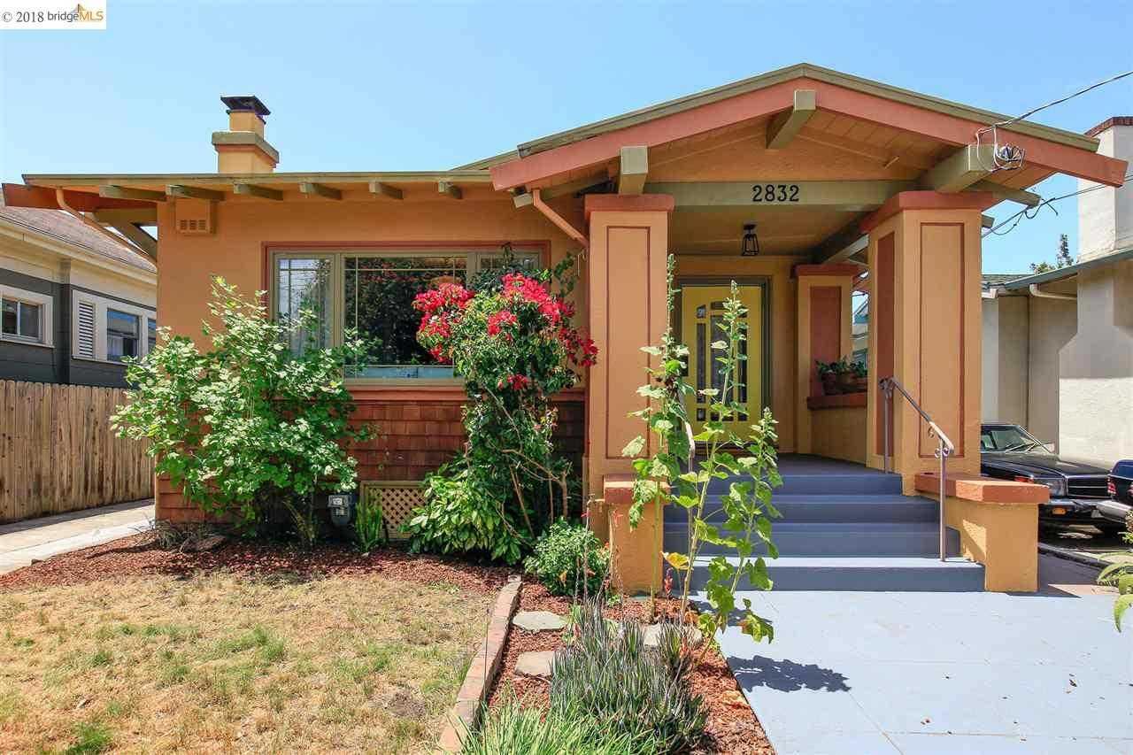 2832 Stanton St BERKELEY, CA 94702