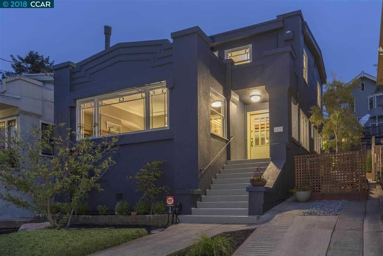 5430 Thomas Ave Oakland, CA 94618