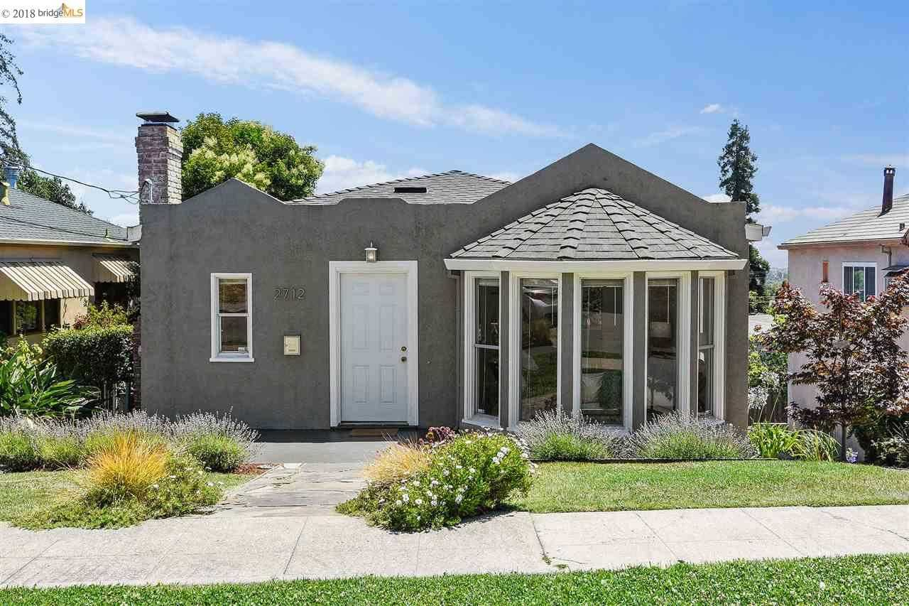 2712 Maxwell Ave OAKLAND, CA 94619