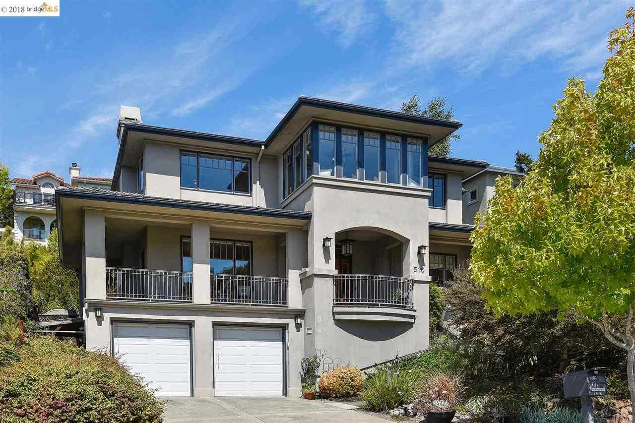 510 Mountain Blvd OAKLAND, CA 94611