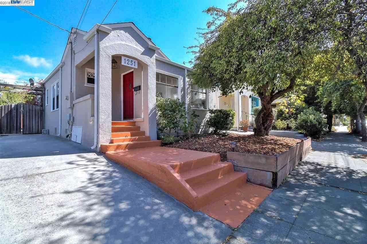 1251 Cornell Ave Berkeley, CA 94706