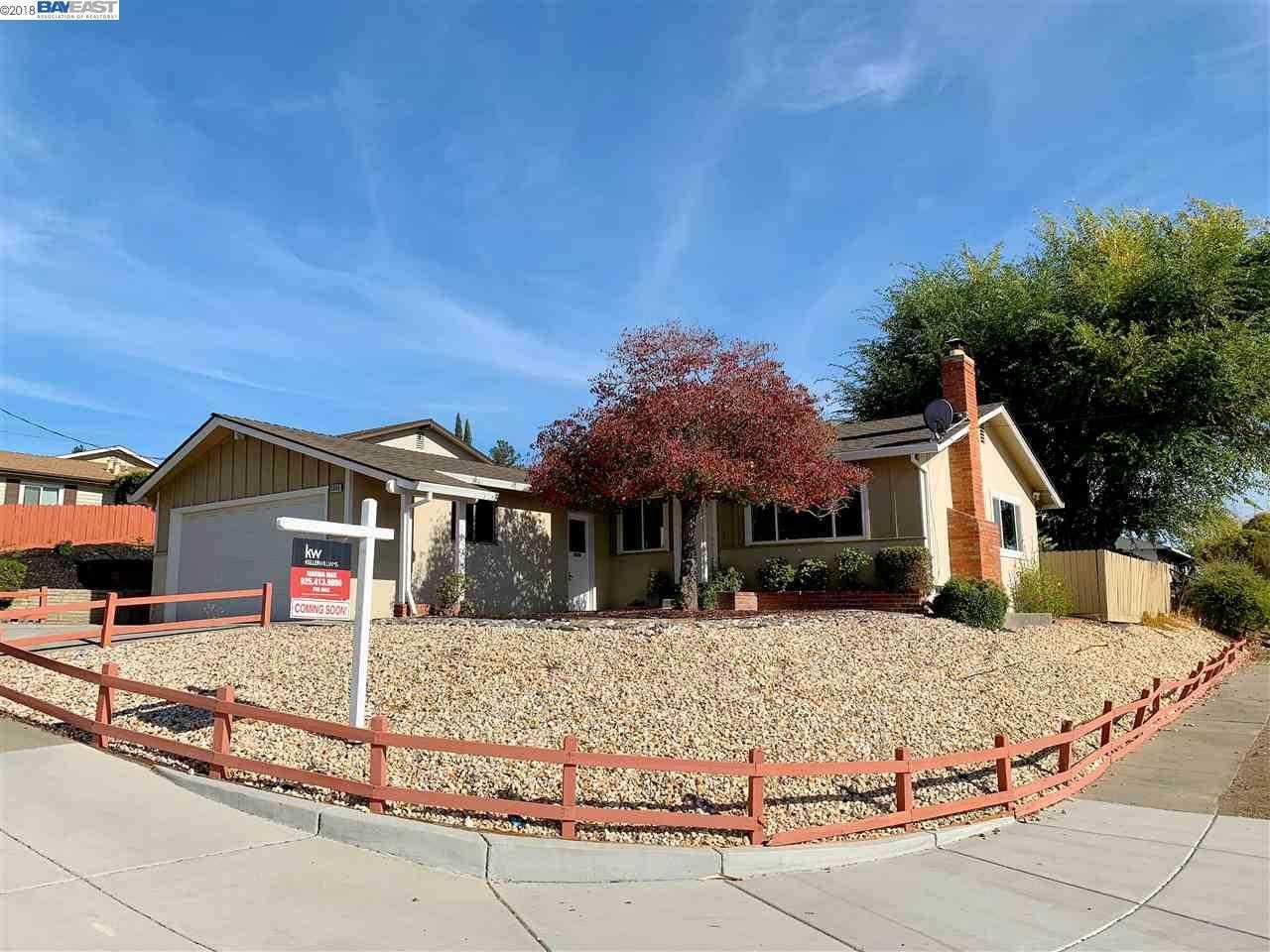 3685 Hillsborough Dr Concord, CA 94520