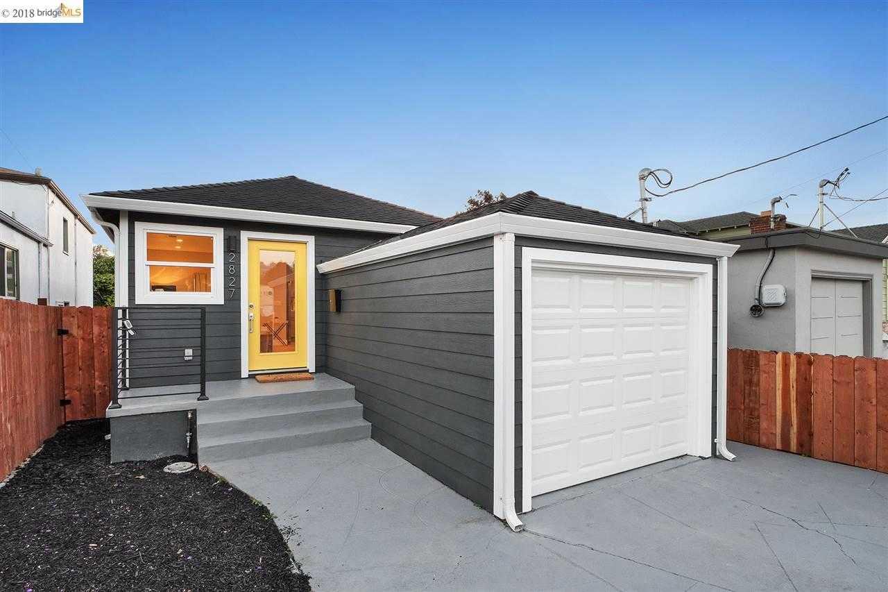 2827 Carlson Blvd RICHMOND, CA 94804