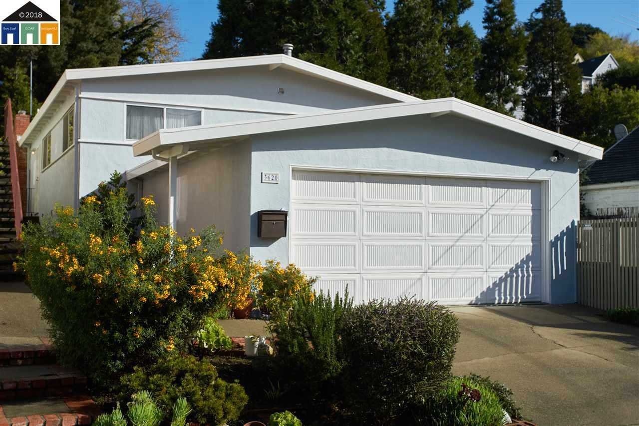 3620 Harbor View Ave Oakland, CA 94619