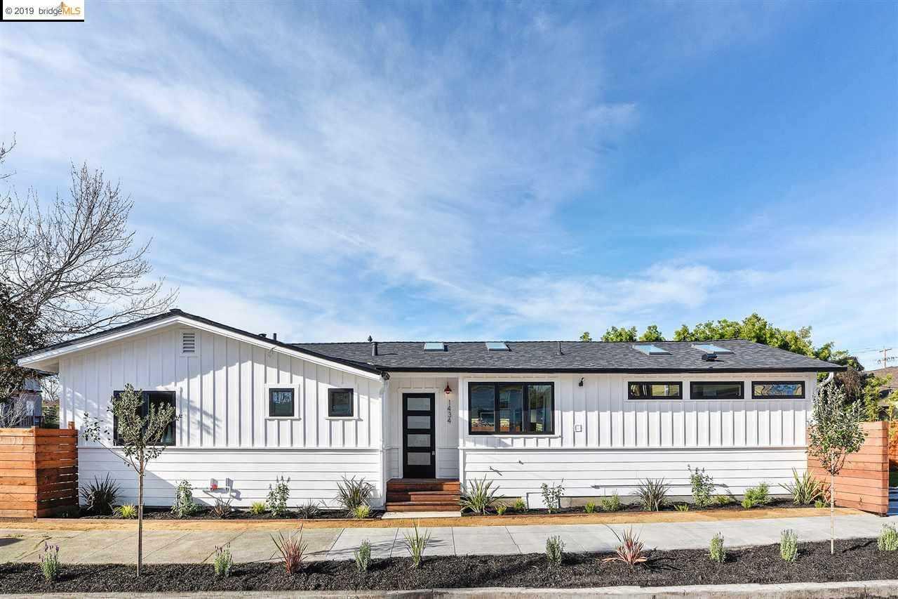 1434 7th Street BERKELEY, CA 94710