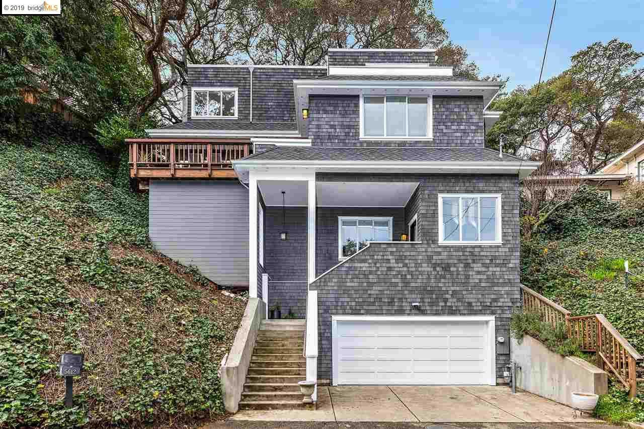 5612 Merriewood Dr Oakland, CA 94611